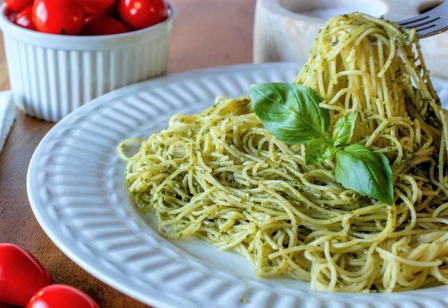 Classic Pasta Pesto