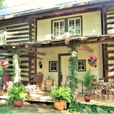 Cabin in the Woods -  Photography and Film Location Rental
